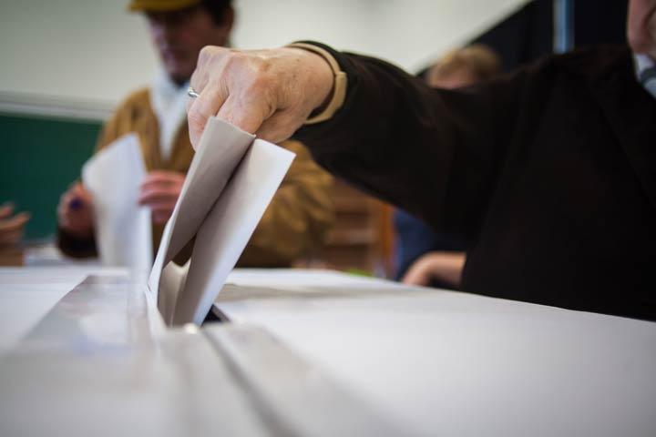 2021 werden sechs Landesparlamente neu gewählt
