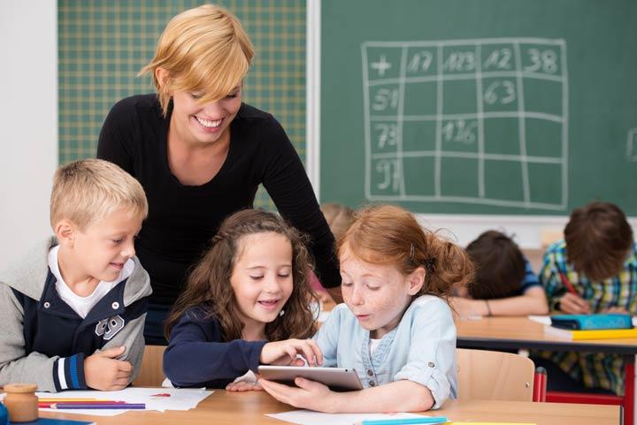 Auf Besonderheiten der Schüler und Schülerinnen eingehen