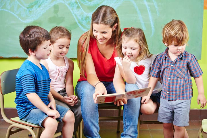 Berufserfahrung im sozialen oder pädagogischen Bereich
