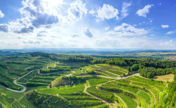 Beste Wanderwege in Deutschland
