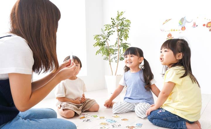 Deutsch als Fremdsprache im Kindergartenalter