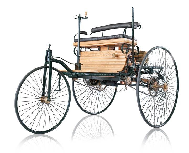 Erfindung des Autos