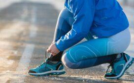 Funktionskleidung beim Sport