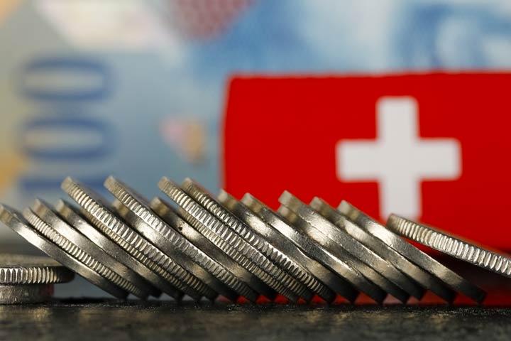 Geld sparen in der Schweiz