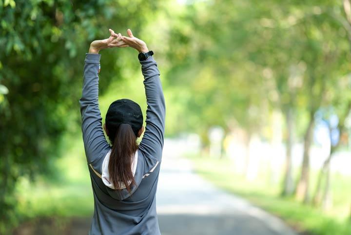 Regelmäßige Bewegung für gesunden Rücken