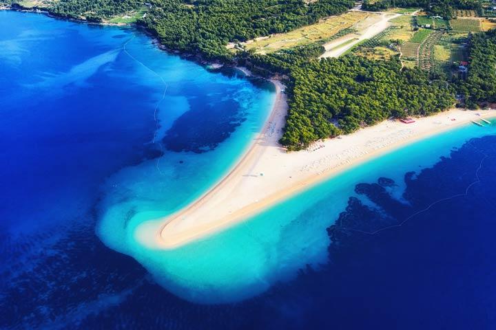 Goldene Horn in Kroatien