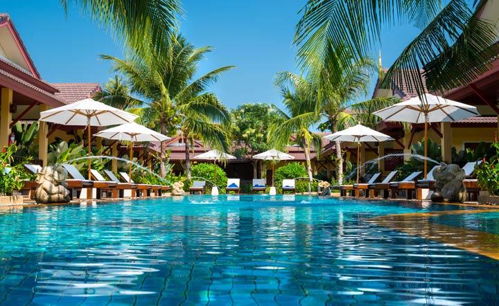 Hotel und Resort