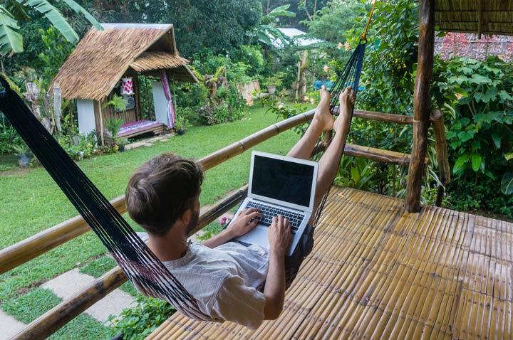 Leben als Digitaler Nomade