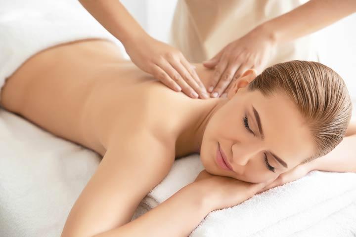 Massage als Entspannung