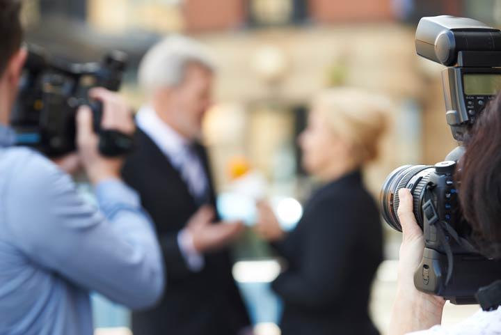 Medien wichtige Grundlage für die Demokratie