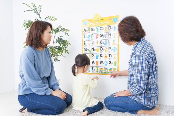 Mehrsprachigen Erziehung nicht abzuraten