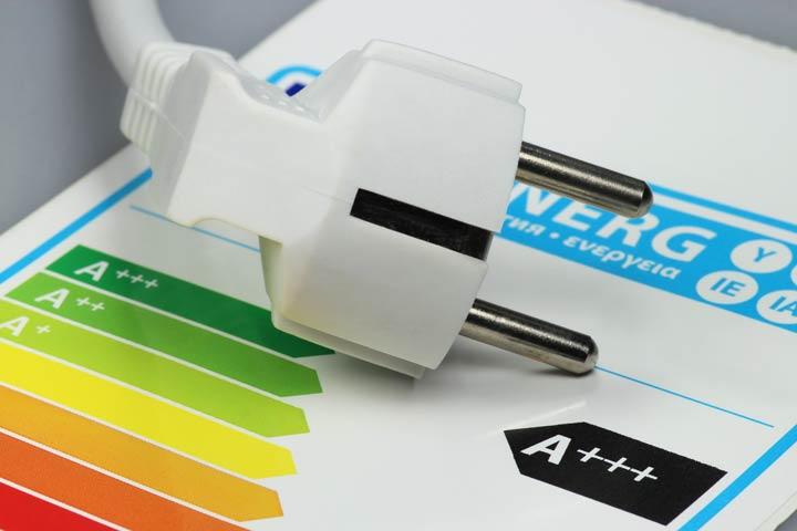 Nutzung energieeffizienter Haushaltsgeräte