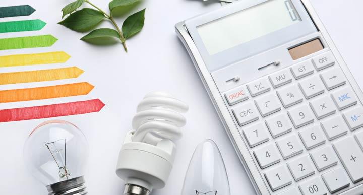 Nutzung von Energiesparlampen