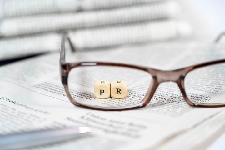 PR für Ihre Marke