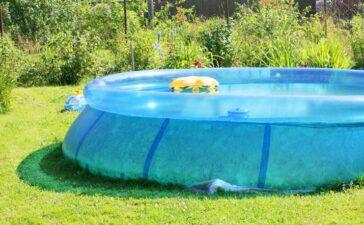 Quick Up Pool