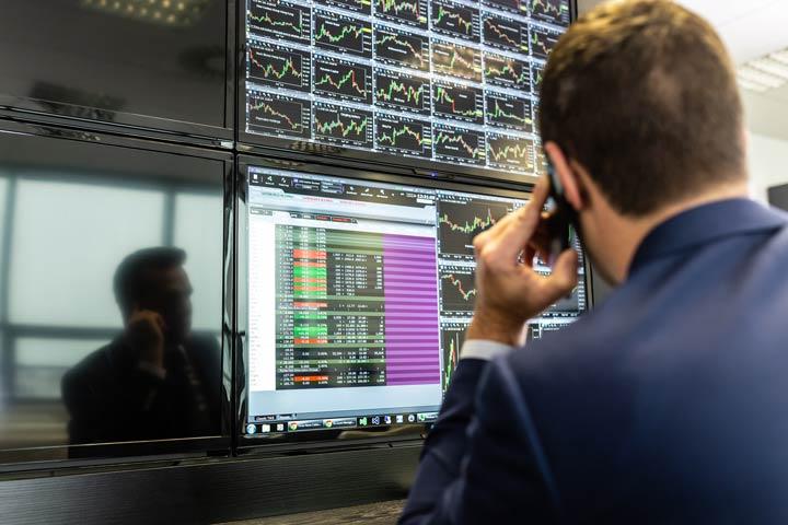 Verschiedene Optionen beim Aktienhandel